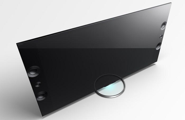 Sony aggiorna la linea bravia con due tv led 4k da 55 e 65 for Distanza tv 4k