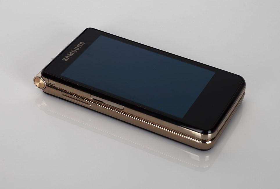 Samsung GALAXY GOLDEN: la conchiglia ha sempre il suo ...