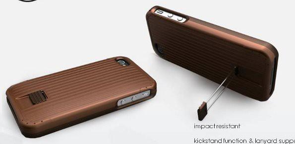 Cooler master presenta le nuove cover per iphone 4 4s per for Nuove case con suite suocera