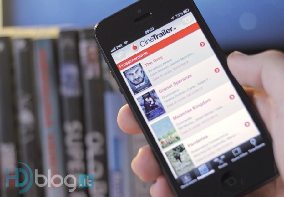 Cinetrailer la migliore app per vedere trailer dei film for App per vedere telecamere su android