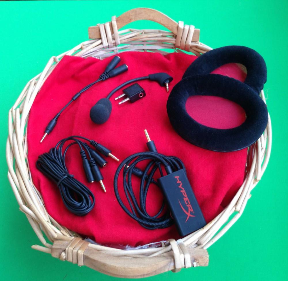 Hyperx cloud pro gaming headset recensione da hdblog for Esterno orecchio rosso