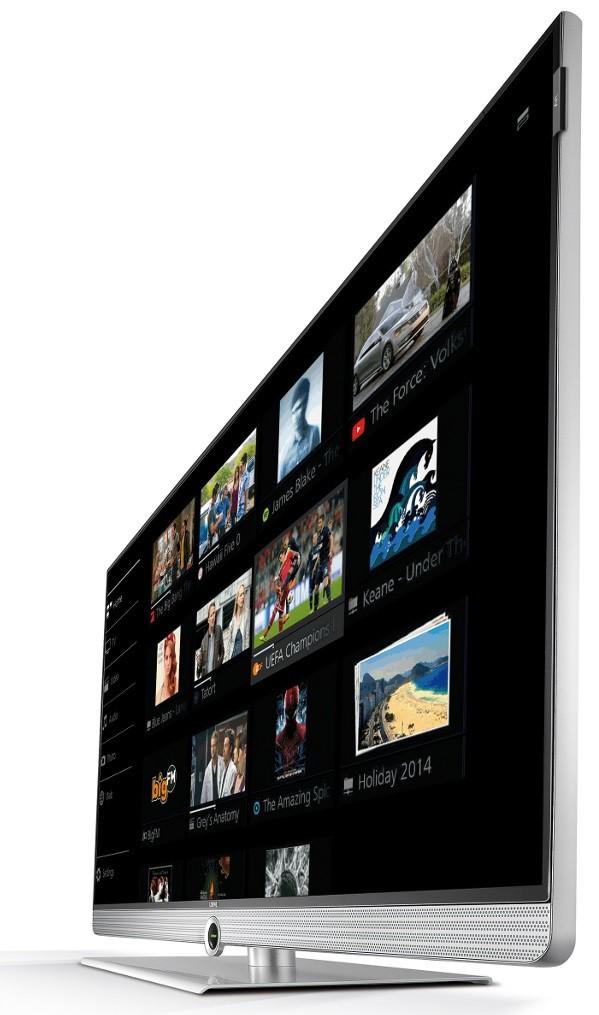 Loewe Lancia La Tv 3d : Loewe lancia la smart tv art ultra hd da quot