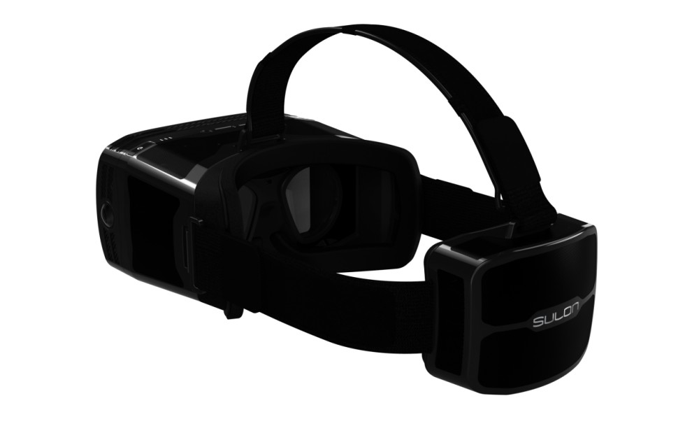 Sulon presentano sulon q un visore vr ar stand alone con windows 10