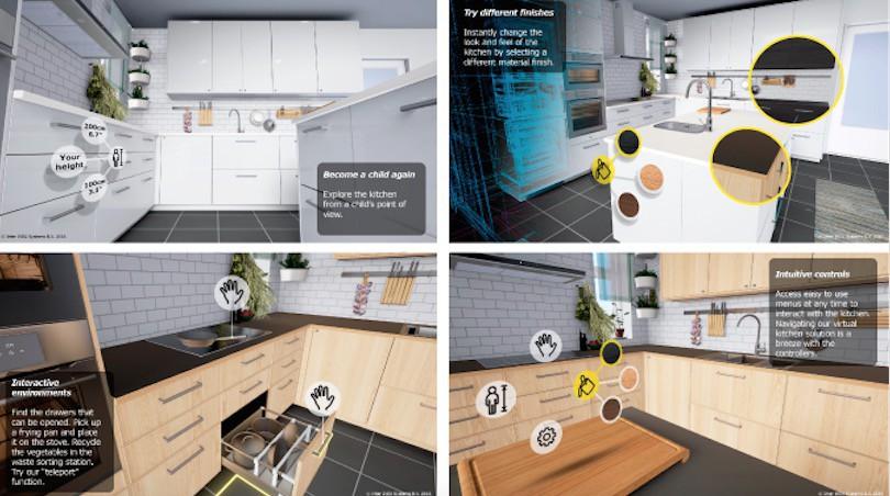 Ikea, da oggi le cucine si progettano in realtà virtuale con ...