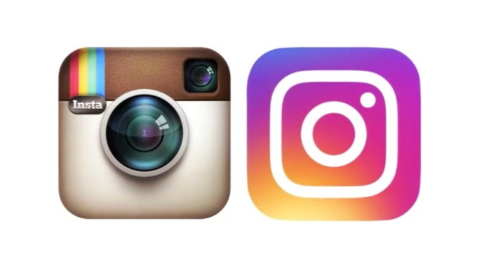 Nuovo logo, nuovo look — Instagram