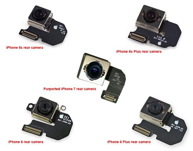 IPhone 7, versione da 4.7 con fotocamera OIS