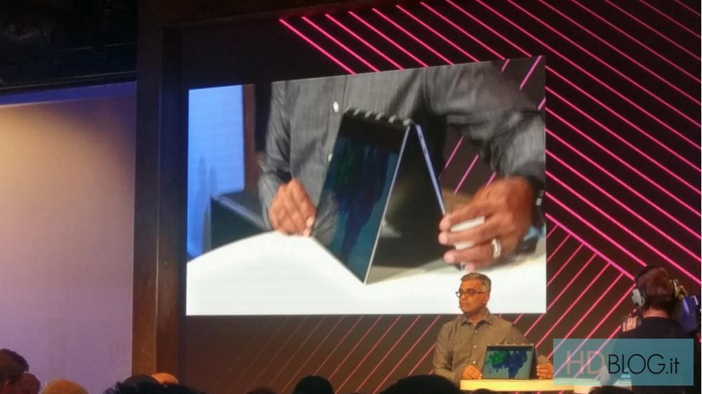 Lenovo Yoga Book è stato appena annunciato ad IFA 2016