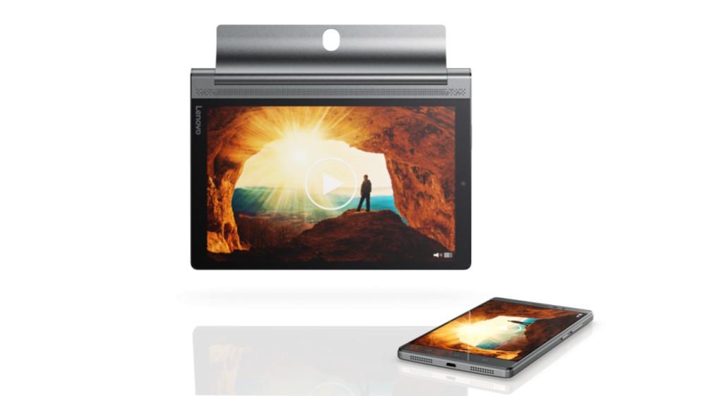 Lenovo Yoga Book: tablet, notebook e block-notes. Foto e video live