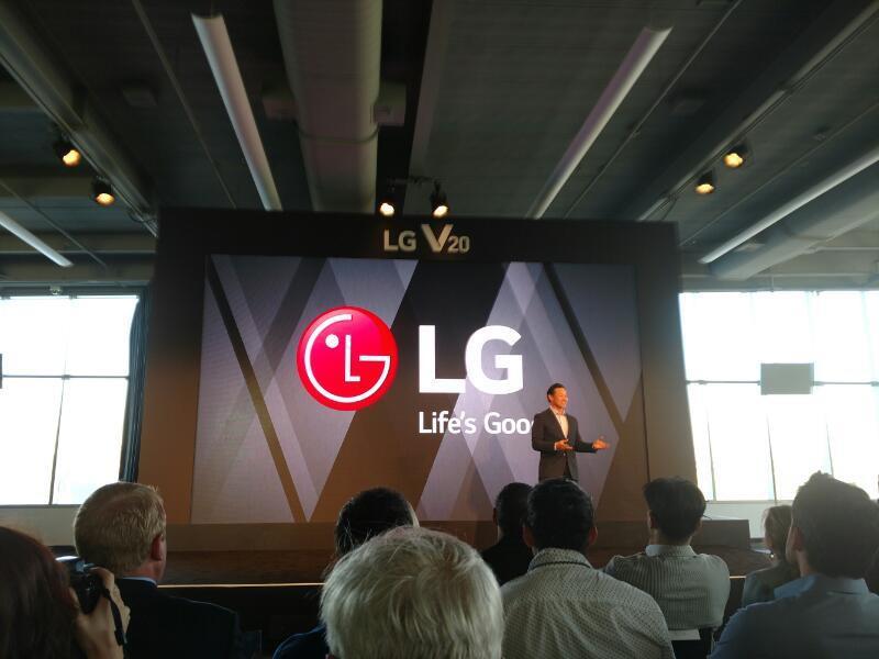 LG V20 è in arrivo: sarà annunciato oggi a San Francisco