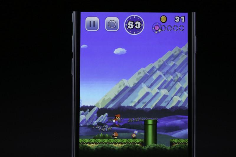 Super Mario e Nintendo esordiscono su Apple iOS