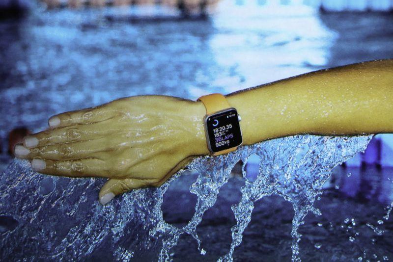 Apple Watch - presentato il modello di seconda generazione