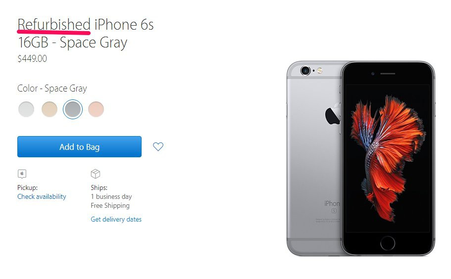 Iphone shop online usa