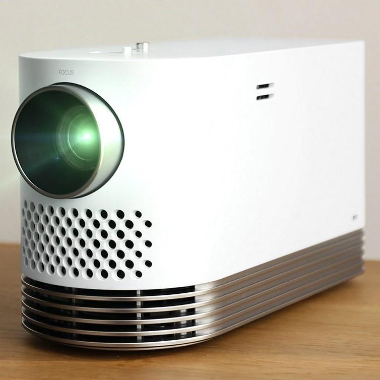 LG ha svelato il proiettore home cinema ProBeam
