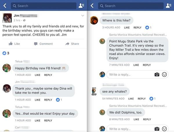 Facebook introduce Reazioni e Menzioni anche su Messenger