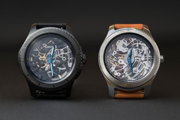 Novità per Gear S3 presentate da Samsung