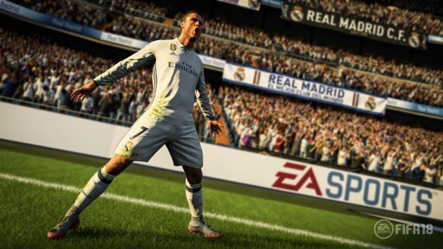 E3 2017: Electronic Arts svela il Gameplay Trailer di Fifa 18