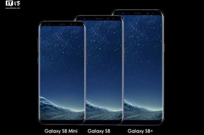 Rumors di un Samsung S8 mini con display da 5,3 pollici