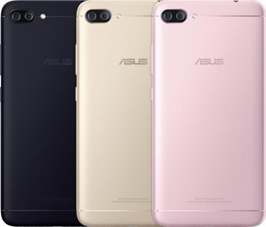 ASUS Zenfone 4 Max ufficiale, con batteria da 5000mAh
