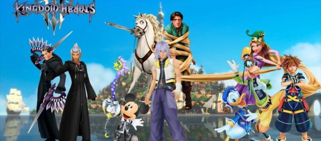 Kingdom Hearts III, in Giappone, potrebbe essere un'esclusiva Playstation 4