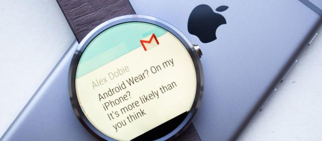 Android Wear App oltre 5 milioni ma nessun nuovo Wear fino al 2017 (quasi)
