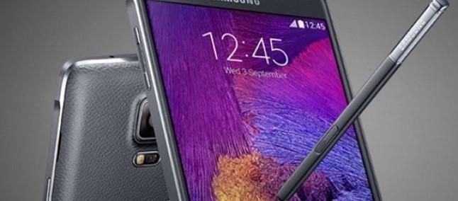 Samsung Galaxy Note 4, in distribuzione un aggiornamento con le patch di settembre