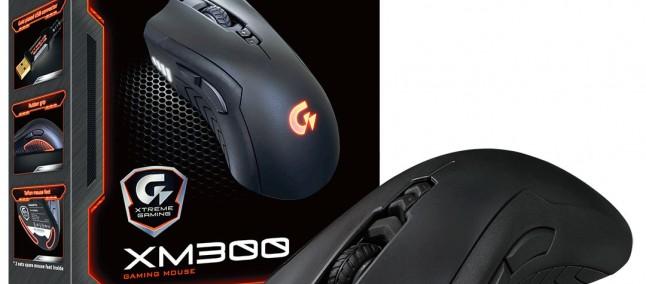 Gigabyte XM300: Mouse Gaming da 6400 DPI