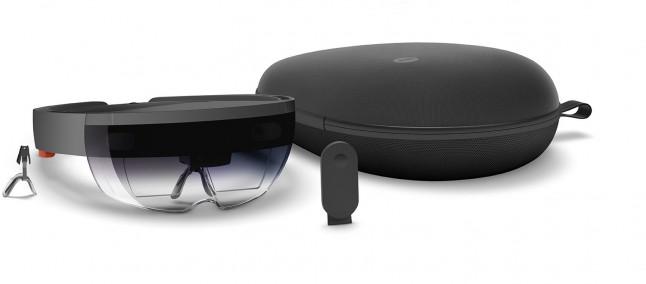 Microsoft Hololens sbarca in Europa a 3299€