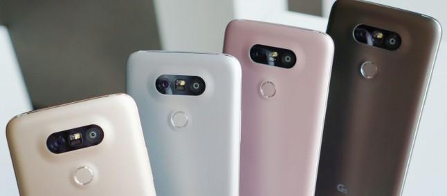 LG G5 disponibile a 385€ nel colore Silver e brand Wind
