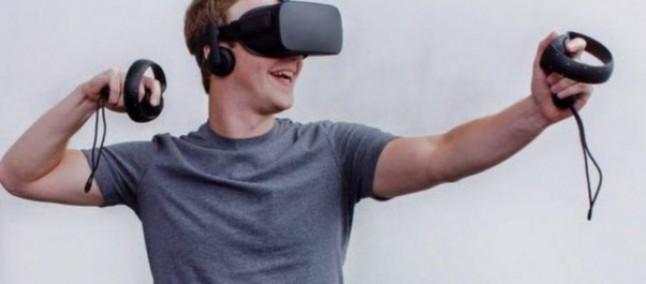 Oculus sviluppa un potente visore VR senza fili