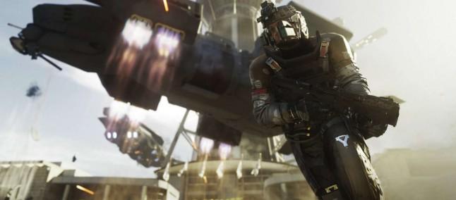 Call of Duty: Infinite Warfare, videoconfronto tra le versioni Playstation 4 e PS4 Pro