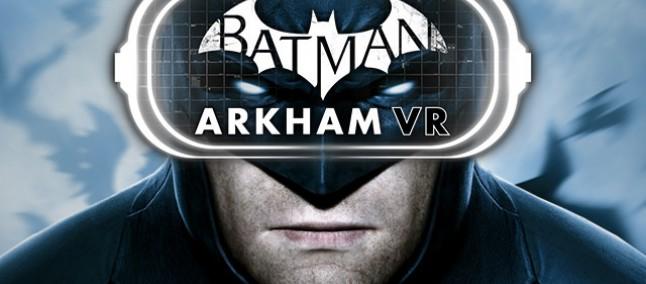 Batman Arkham VR non sarà particolarmente longevo, la storia durerà 60 minuti