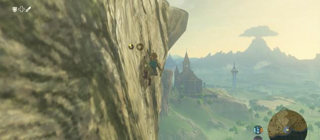 The Legend of Zelda: Breath of the Wild potrebbe non essere pronto per il day one di NX