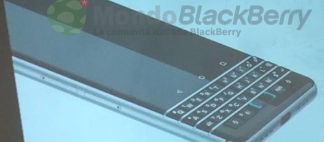 Blackberry concederà in licenza la tastiera QWERTY fisica ad altri produttori di smartphone