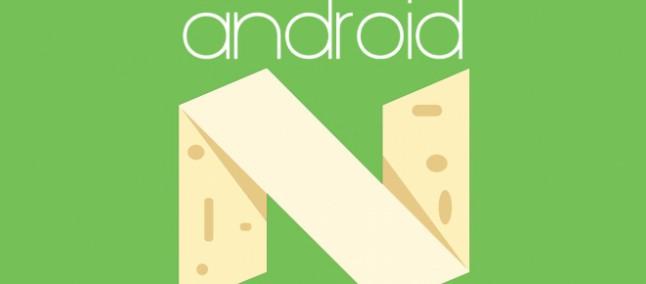 Con Nougat si possono portare in primo piano le app più usate in 'Condividi'