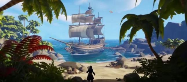 Sea of Thieves: gioca in anteprima al titolo di Rare tramite il programma Insider di Xbox