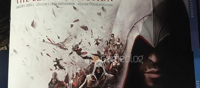 Assassin's Creed: The Ezio Collection potrebbe uscire a novembre
