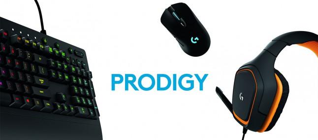 Logitech annuncia le periferiche gaming serie Prodigy