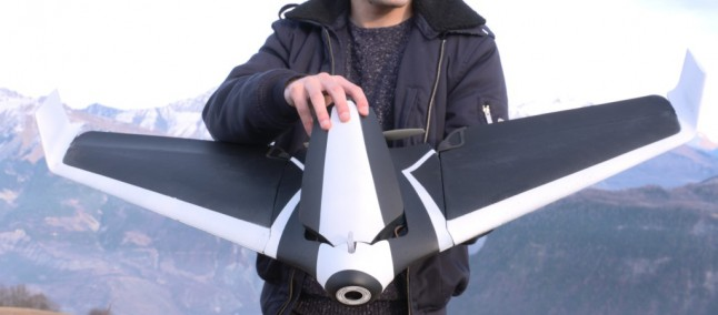 Drone Parrot Disco | Video Anteprima IFA 2016