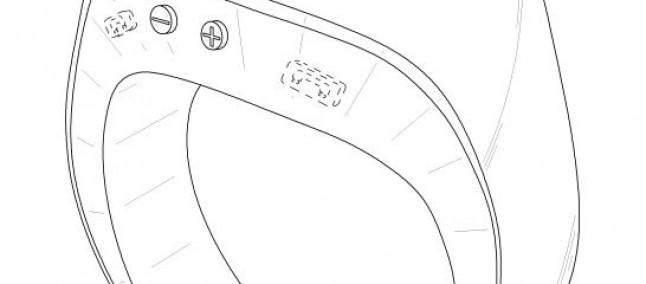 """Samsung brevetta un nuovo anello """"smart"""", con tanto di tasti volume"""