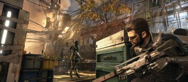 Deus Ex Mankind Divided è il primo gioco a supportare su Playstation 4 e Xbox One S l'HDR