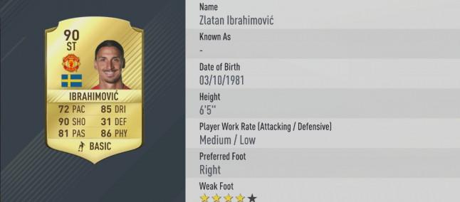 FIFA 17: svelati i migliori 20 giocatori della Premier League
