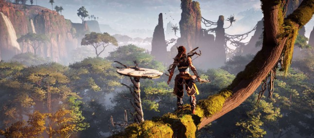 Horizon: Zero Dawn, nuovo video dal TGS 2016