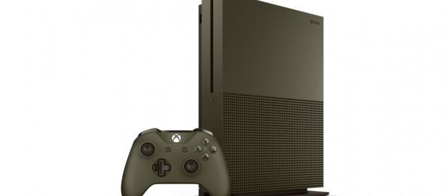 Microsoft annuncia due bundle di Xbox One S e Battlefield 1
