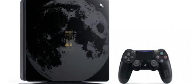 TGS 2016: Sony annuncia la versione Final Fantasy XV Lunar Edition di PS4 Slim