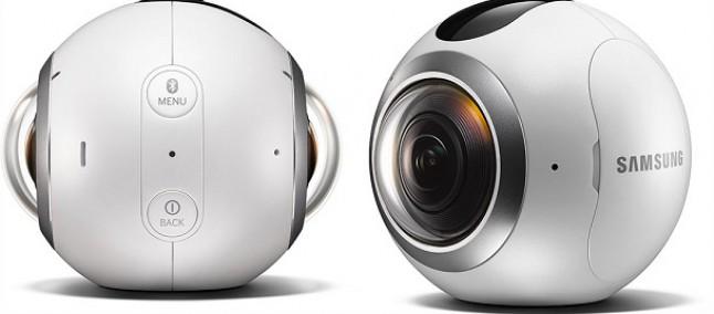Samsung Gear 360 Pro affiancherà il prossimo Galaxy S8, e sarà compatibile anche con iOS | Rumor