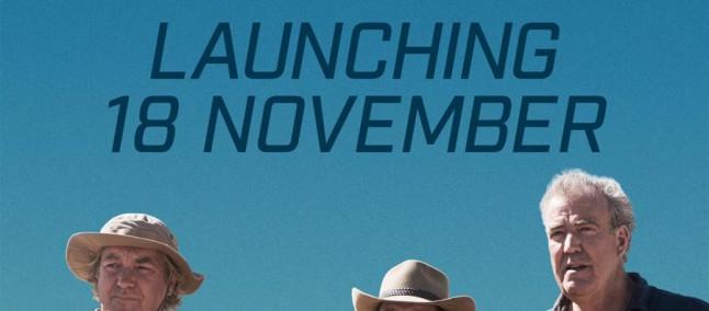 """Amazon rilascia il trailer di """"The Grand Tour"""" realizzato dal trio di Top Gear"""