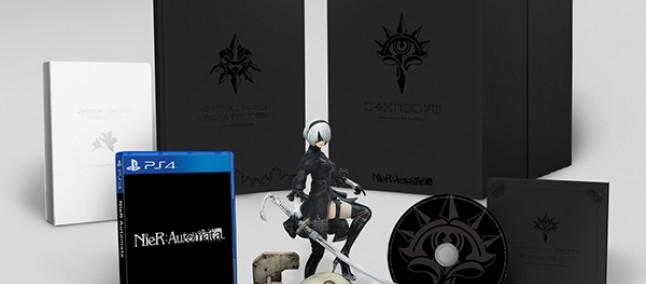 NieR Automata: svelata la Black Box Edition, ma solo per il Giappone