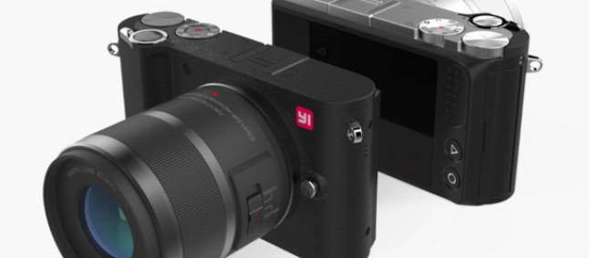 Yi m1 mirrorless 4k in offerta oggi a soli 313 for Microfono esterno yi 4k