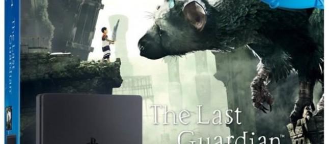 The Last Guardian: il bundle con Playstation 4 Slim potrebbe essere realtà