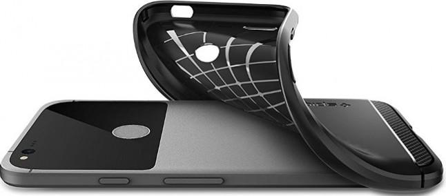 Spigen svela le prime cover per il nuovo Google Pixel XL, design ormai confermato